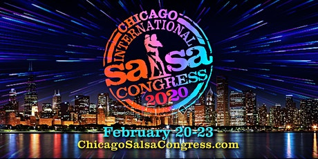 2020 Chicago International Salsa Congress tickets