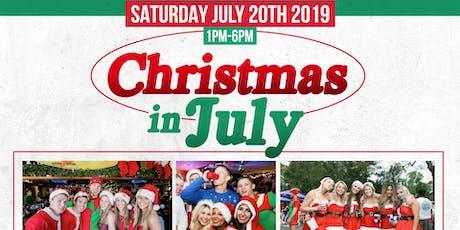 Christmas in July Bar Crawl! tickets