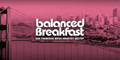 BB: San Francisco Music Industry Meetup September 19th tickets
