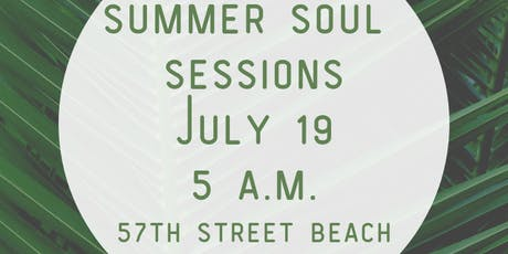 Summer Soul Sessions tickets