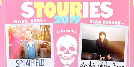 Summer Stouries 2019 with Mark Rose and Ryan Dunson