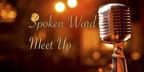 Spoken Word Meet Up tickets