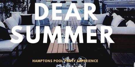8/18 HAMPTONS POOL PARTY tickets