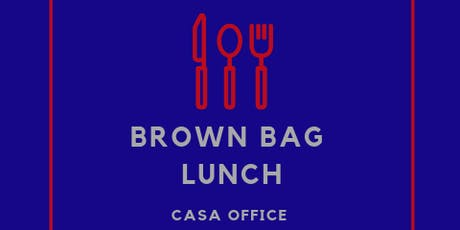 CASA Brown Bag Lunch - New Beginnings Pregnacy Center tickets