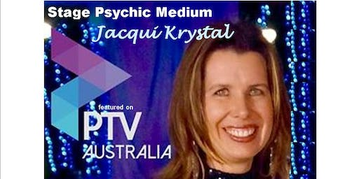"Cairns -  TV Psychic Medium Jacqui Krystal Live in ""Messages from Beyond"""