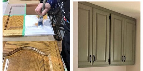 Yes, You Can Paint Your Cabinets  tickets