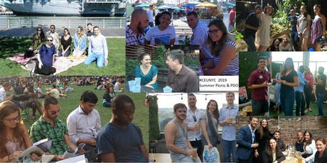 CEU-NYC Summer Picnic & PDO in Central Park tickets