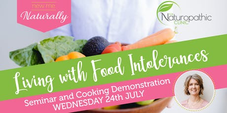 Living with Food Intolerances tickets