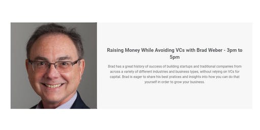 Raising Money While Avoiding VCs with Brad Weber