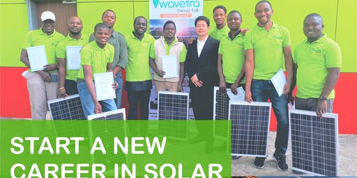 Solar/Inverter Installation intensive training - Wavetra Energy