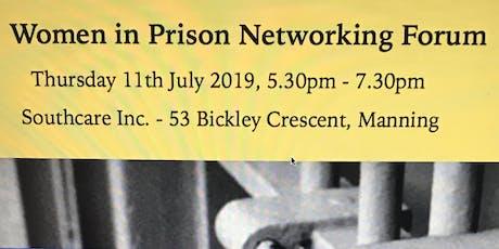 Women in Prison Networking Forum tickets