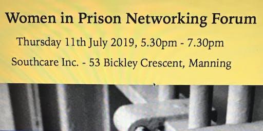 Women in Prison Networking Forum