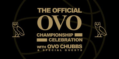 The Official OVO Championship Celebration in LA! tickets