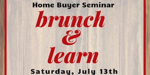 July Home Buyer Seminar
