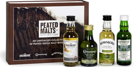 Country Club Peated Malt Whisky Masterclass tickets