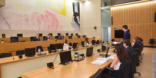 2019 QUT Torts Moot Competition - Finals and Awards Ceremony