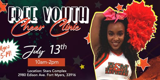 Free Cheer Clinic