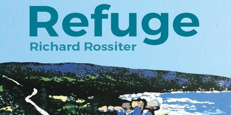 Book launch: Refuge by Richard Rossiter tickets