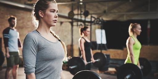 Intermediate Strength Training and Powerlifting