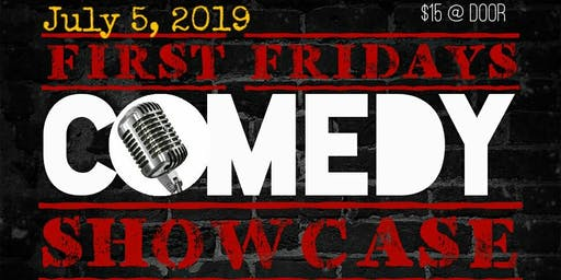 First Fridays Comedy Showcase feat. John McDonald