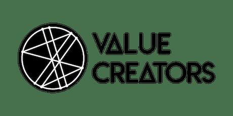 Value Creators UpStart Program with AgConnect tickets