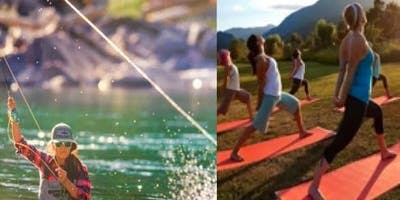 Yoga on the Fly Woman's Retreat