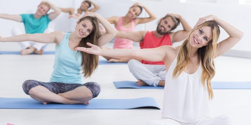 Gentle Therapeutic Flow Yoga