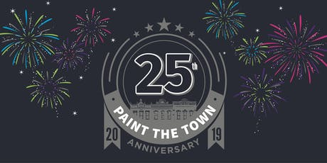 25th Annual Paint the Town - Morrison, Illinois 2019 tickets