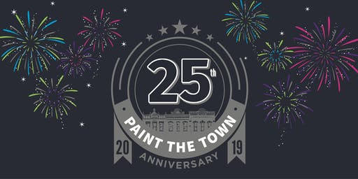 25th Annual Paint the Town - Morrison, Illinois 2019