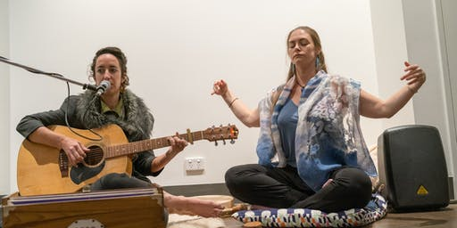 Meditation - 10.30am Session