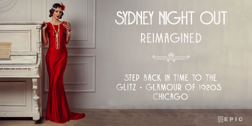 Sydney NIGHT OUT Reimagined - WEDNESDAY