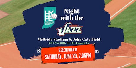HYPE Night with the Jazz! tickets