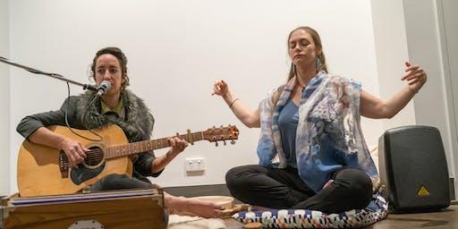 Meditation - 10.00am Session
