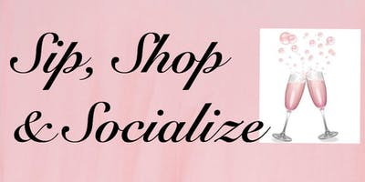 Summer Sip & Shop Event