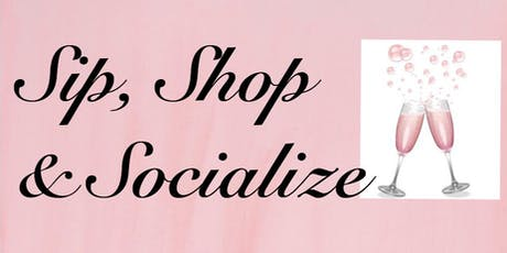 Summer Sip & Shop Event tickets
