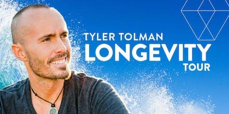 Tyler Tolman LIVE: Brisbane tickets