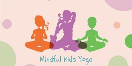 Mindful Kids Yoga tickets