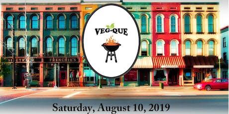 The 1st Annual Ypsilanti Veg-Que! A Vegan BBQ Festival! tickets