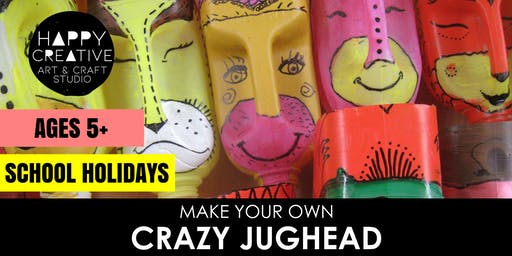 Crazy Jugheads (Ages 5+)