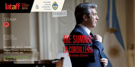 "Argentinian Movie ""The Summit"" tickets"