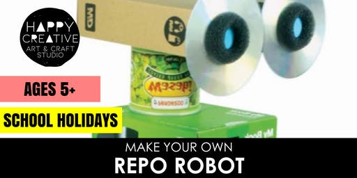 Repo Robot (Ages 5+)