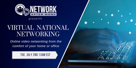 NAW National Online Networking tickets