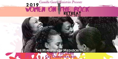 Women On The Rock 2019! tickets