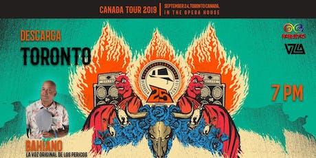 MOMENTOS Descarga Toronto 2019 tickets