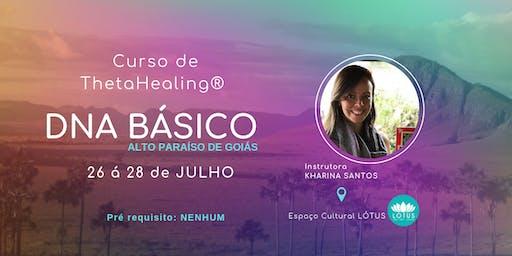 DNA Básico Alto Paraíso de Goiás -  Chapada dos Veadeiros-  Thetahealing®