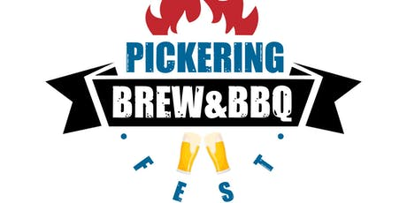 Pickering Brew and BBQ Fest tickets
