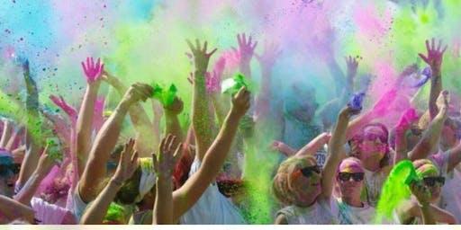 Course en couleur/Colour Run Limoges