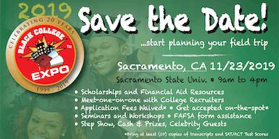 2nd Annual Sacramento Black College Expo