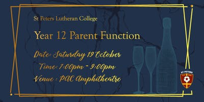 Year 12 Parent Function 2019