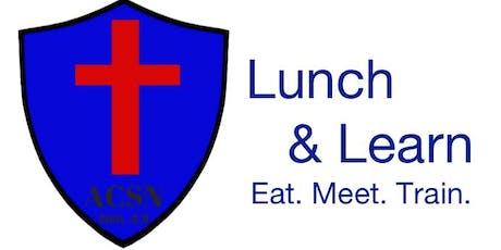 AZCSN Lunch & Learn Explosive Threat Mitigation Part 2 tickets